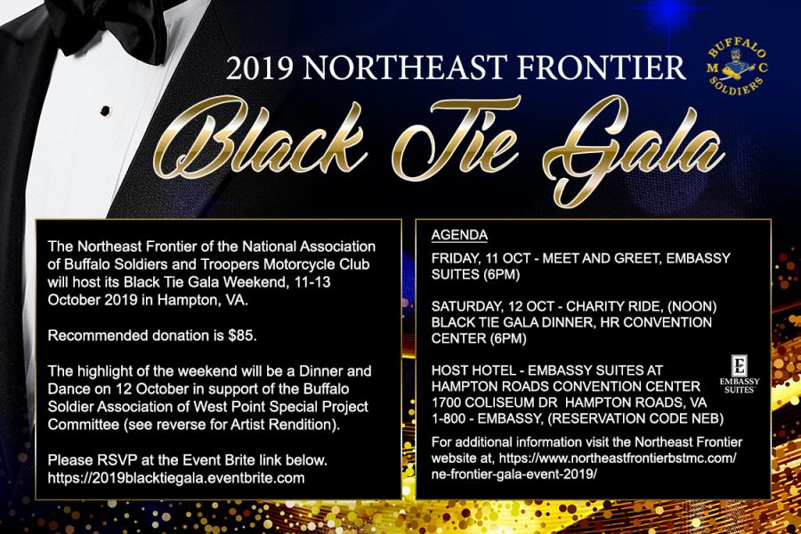 Northeast Frontier BSTMC - NE Frontier Gala Event 2019